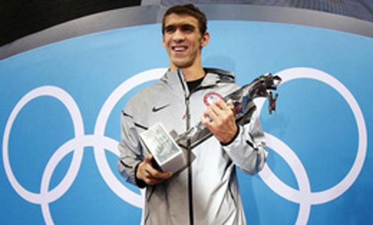 وداع باشکوه پرافتخارترین ورزشکار تاریخ المپیک/ فلپس از دنیای شنا خداحافظی کرد
