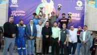 قهرمانی قویترین مردان اسلامشهر در استان تهران