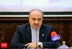 سلطانیفر: اماکن ورزشی گلستان و مازندران در اختیار ستادهای بحران برای اسکان سیلزدگان قرار گرفته است