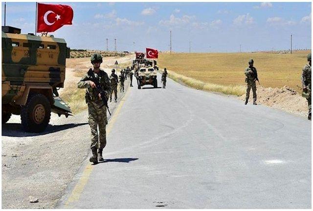 آغاز عملیات نظامی ترکیه در شمال سوریه