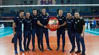24 تیم مسابقات والیبال مشخص شدند