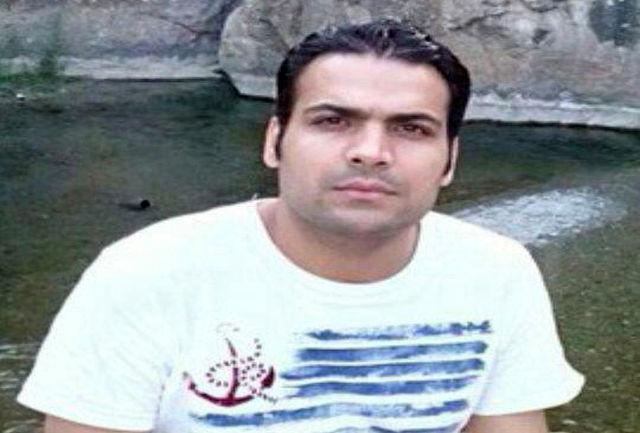 اعضای بدن فزرند داور بین المللی کشتی ایران اهداء شد