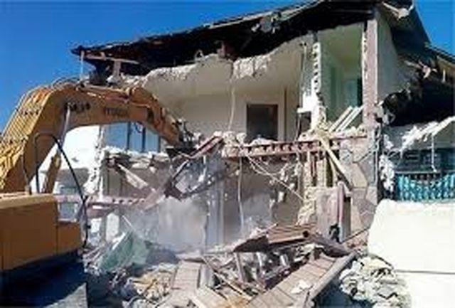 شناسایی بیش از دو هزار ساخت و ساز غیر مجاز در استان قزوین