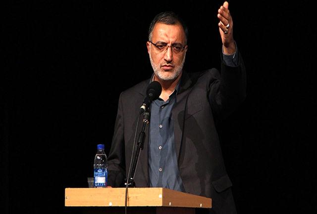 درخواست ستاد زاکانی از صدا وسیما برای حذف تشریفات حضور در برنامه گفتگوی ویژه