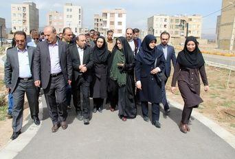 افتتاح پروژه های شهرداری قزوین در روز شهردار