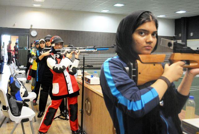 زنگ پایان مسابقات امیدهای آینده تیراندازی در رده دختران و پسران تهران به صدا درآمد
