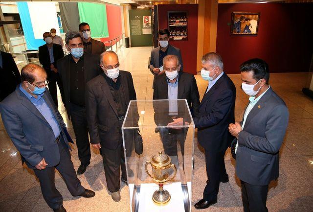 نشست شورای راهبردی استانداری تهران با حضور رئیس کمیته ملی المپیک