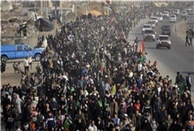 درگذشت 50 زائر ایرانی در پیاده روی اربعین