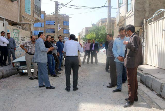 کمیسیون زیربنایی شورای اسلامی شهر قدس به طور جدی پیگیر مطالبات مردمی است