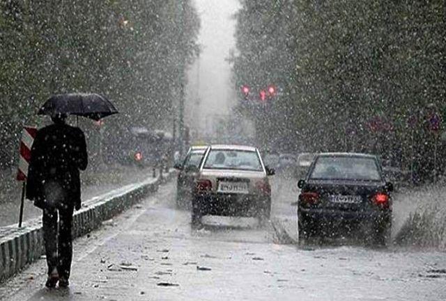 اعلام میزان بارش های سامانه اخیر در کهگیلویه و بویراحمد