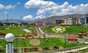 هفت باغ سنندج، بزرگترین طرح بازآفرینی شهری