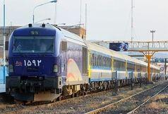 اعزام زائران حسینی با قطار از قم