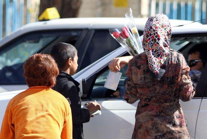 در آمد دقیق هر روز یک کودک کار در تهران /ببینید