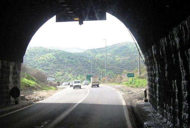 مسدود کردن تونل حیران آستارا بدون مجوز پلیس راه