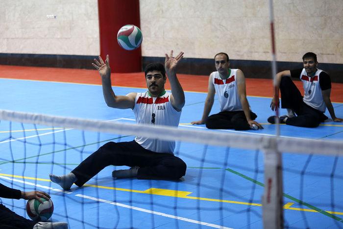 اردوی آمادگی والیبالنشسته کشورمان در ارومیه برگزار خواهدشد