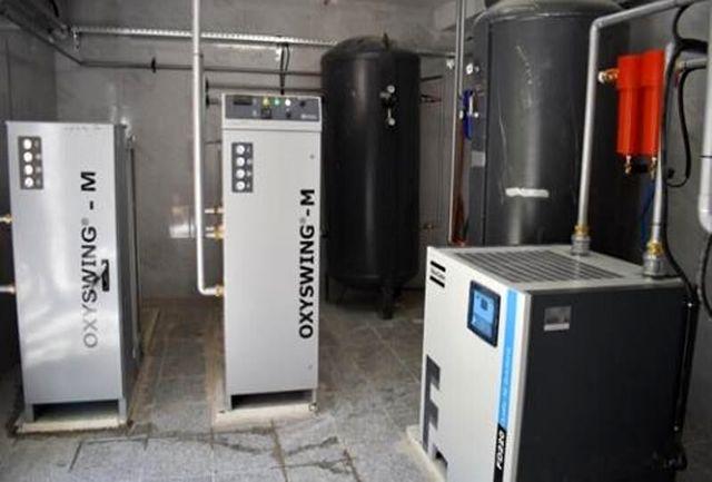 اهدا ۴۳۵ تن اکسیژن به بیمارستانهای استان توسط یک واحد معدنی استان