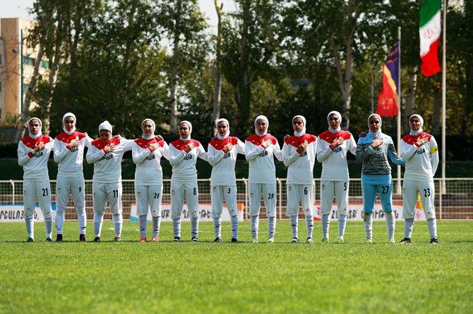 آخرین اردوی تیم ملی فوتبال بانوان برگزار میشود