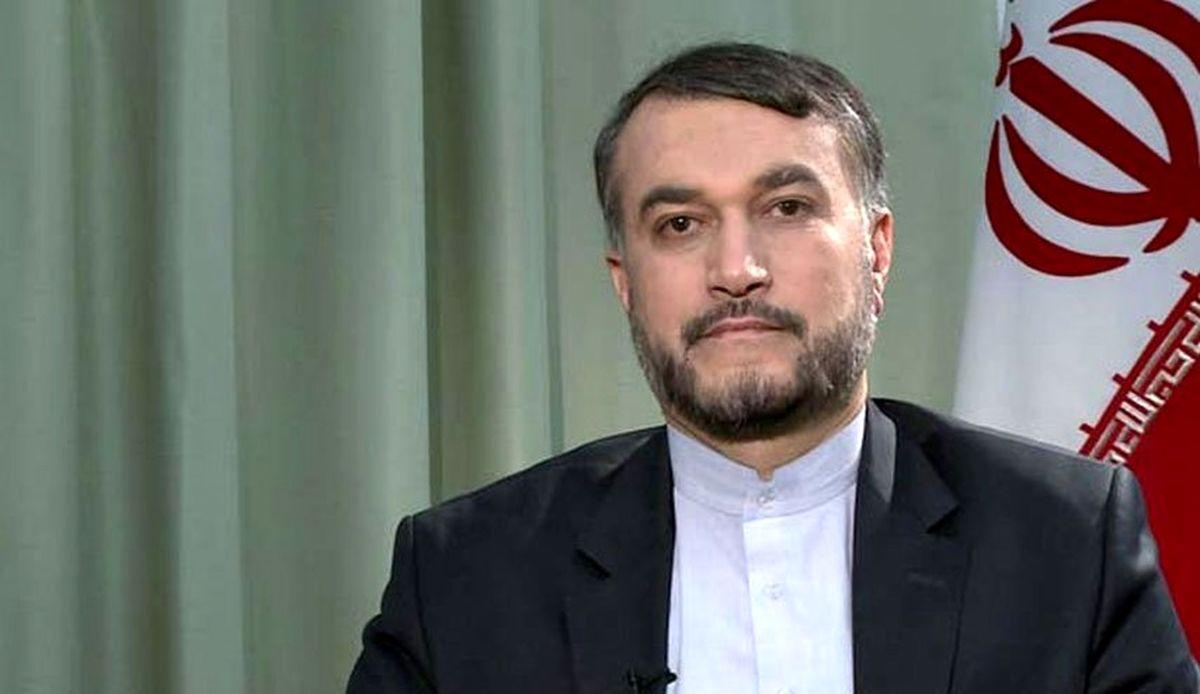 وزیر امور خارجه ایران و ایتالیا با یکدیگر گفت و گو کردند