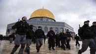 نقض فاحش حقوق فلسطینی ها در آستانه روز قدس