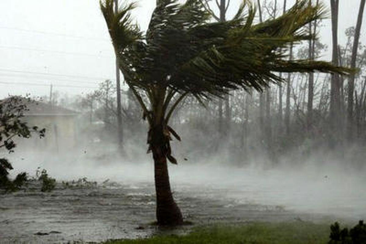 بارش سنگین باران در جنوب سیستان و بلوچستان