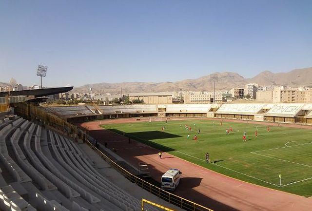 رقابت  دو تیم ملی فوتبال پیشکسوتان ایران و شهرداری در کرج برگزار می شود