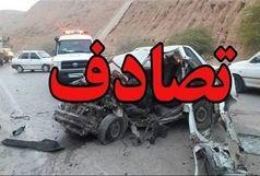 تصادف منجر به مرگ در محور سرابله ایلام