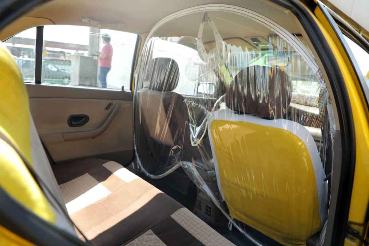 تخصیص بقیه سهمیه واکسن کرونای رانندگان تاکسی پیگیری میشود