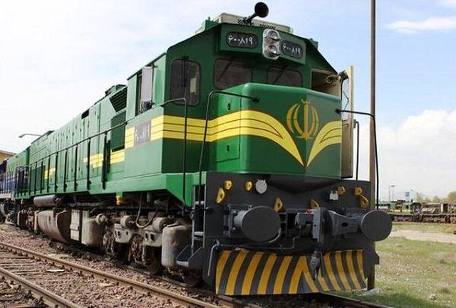 سانحه برای قطار همدان به مشهد