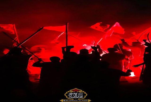 12 هزار مخاطب در یک شب / رکوردشکنی یک نمایش مذهبی
