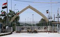 همه مرزهای مشترک با پاکستان و حاشیه خلیج فارس بسته است