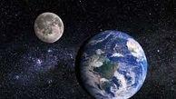 وقتی کره زمین و ماه در هم کوبیده شدند