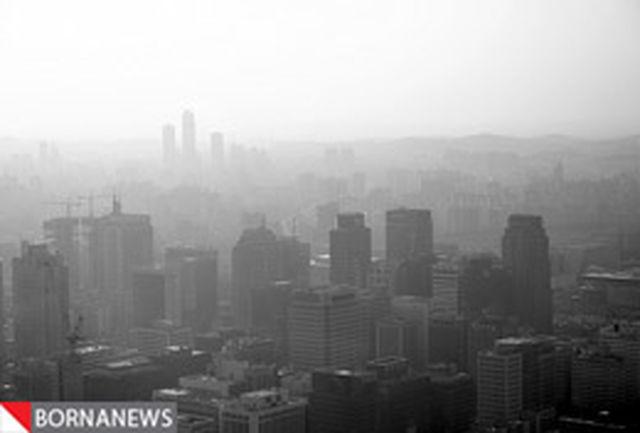 هوای تهران غبار آلود خواهد شد/افزایش دمای هوا در هفته جاری