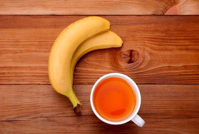 از فواید چای موز چه میدانید؟