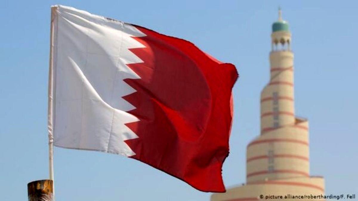 تورم در قطر چند درصد است؟
