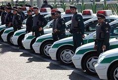مزاحمت 7 درصدی برای پلیس 110