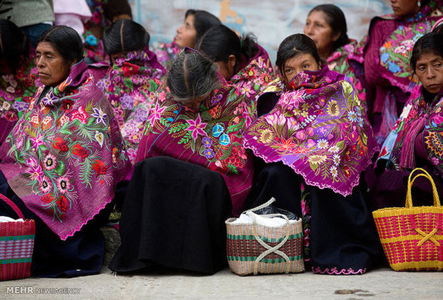 زنان بومی مکزیک؛ گرفتار بلای تبعیض