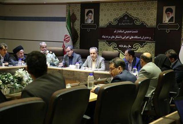 از ظرفیت فکری تشکل های مردم نهاد در شورای برنامه ریزی استان قم استفاده می شود
