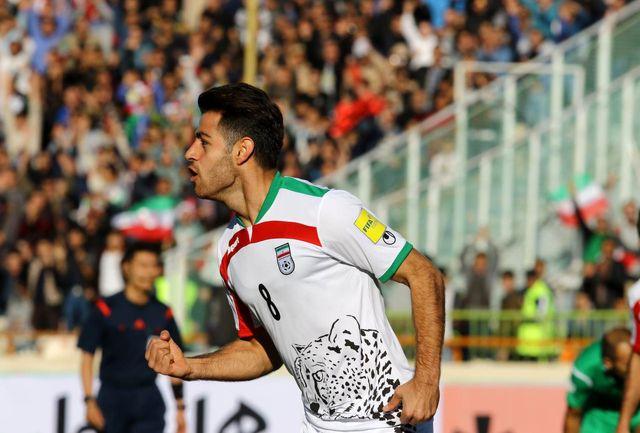 ستاره دیگر تیم ملی ایران با ترابوزان تمام کرد