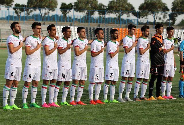 صعود جوانان ایران به جمع هشت تیم برتر