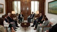 اسد: تروریسم و افراطیگری، معلول سیاست اشتباه اروپا در خاورمیانه است