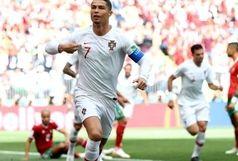 رونالدو را کدام بازیکن تیم ملی مهار می کند؟