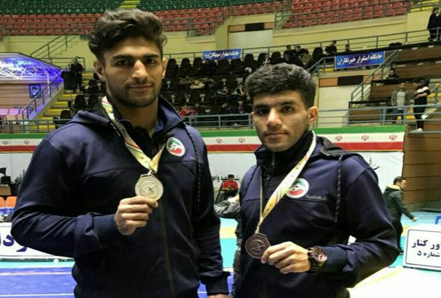کسب 2 مدال کشوری ووشوکاران سیستان و بلوچستان در رقابت های انتخابی تیم ملی