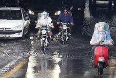 بلاتکلیفی موتورسیکلتهای رسوبی در پارکینگها