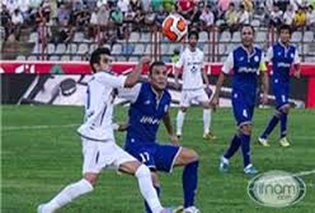 گسترش 1-0 استقلال خوزستان/بازگشت باشکوه F14