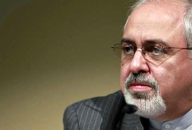ظریف به نایب رییس مجلس تسلیت گفت
