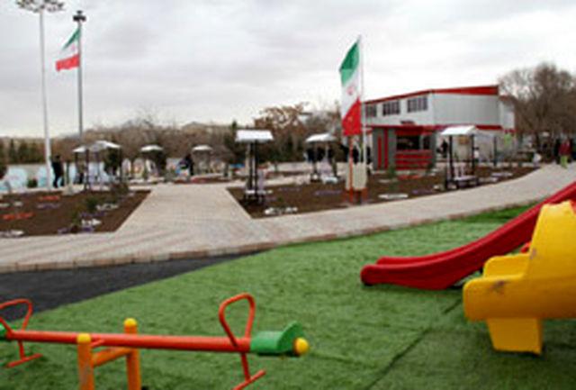 30 بوستان جدید محلی در تبریز احداث میشود