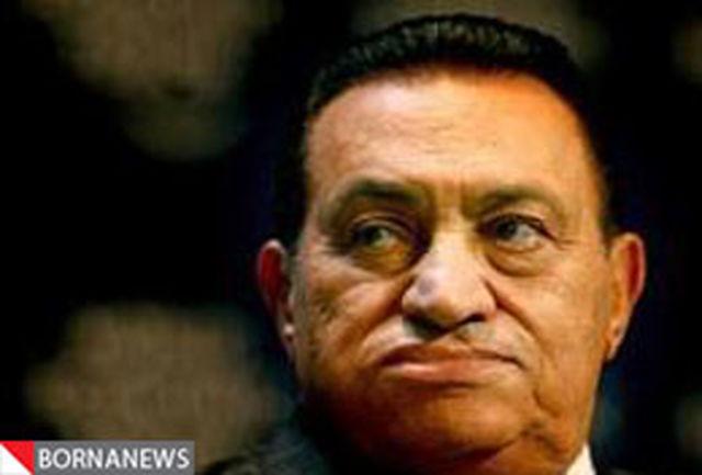 فرعون جدید مصر روی تخت بیمارستانی وارد دادگاه شد