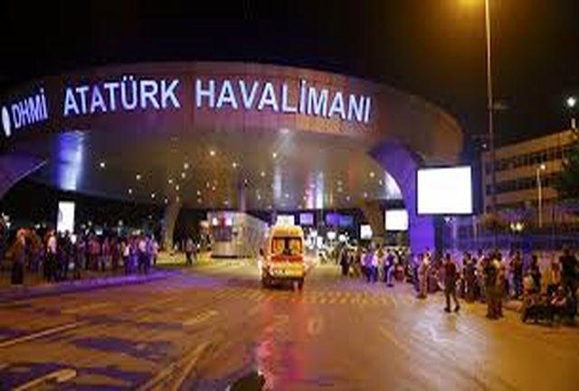 تیراندازی نزدیک فرودگاه آتاتورک استانبول