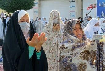 نمار عید فطر-یاسوج