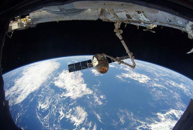چگونه بدون تلسکوپ ایستگاه فضایی را از زمین ببینیم؟